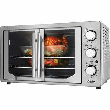 Oster Xl French Door Convection Toaster Oven New House