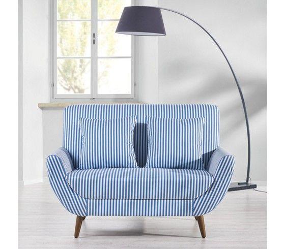 Sofa Streifenliebe