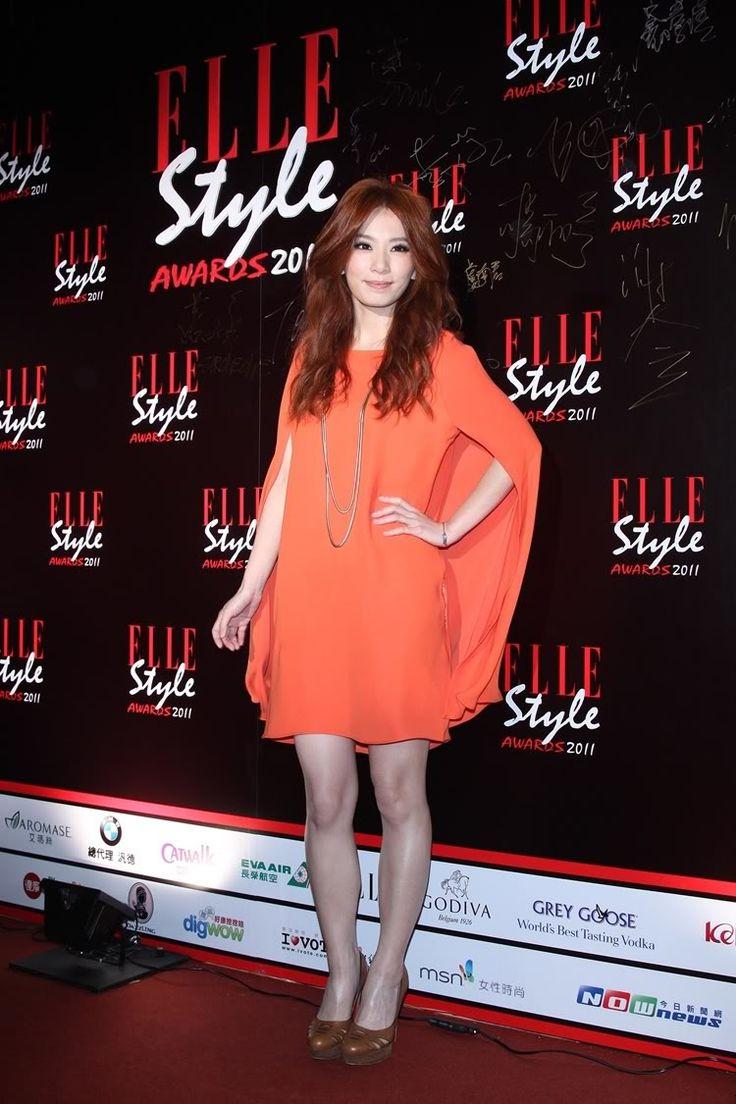 [2011-11-10] Elle's award ceremony - The most stylish female singer