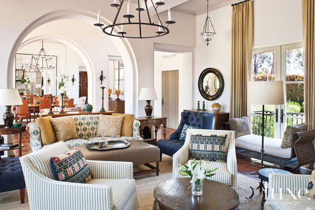 105 best images about santa barbara style on pinterest spanish spanish revival and architecture - Residence de luxe montecito santa barbara ...