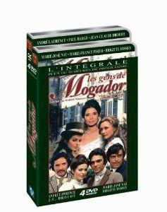 Les gens de Mogador - intégrale (coffret 4 DVD): Amazon.fr: Marie-France Pisier, Marie-José Nat, Jean-Claude Drouot, Brigitte Fossey, Robert Mazoyer: DVD & Blu-ray