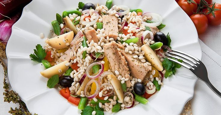 Un piatto completo, ricco di tante vitamine e minerali, con un gusto tutto da scoprire!