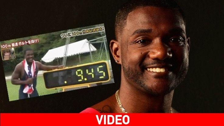 Πέτυχε παγκόσμιο ρεκόρ με βοήθεια ο Γκάτλιν! (Video)
