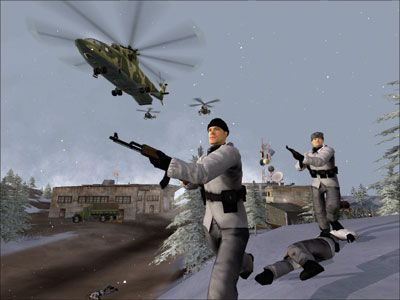 Delta Force Xtreme Game Preview