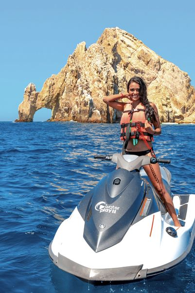 Cabo Best Activities tours - Wave Runners Jet Ski Cabo | www.mm-powersports.com added this pin to our collection