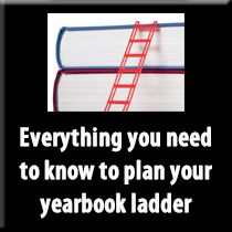 Great ideas - lots  of content to help make a great yearbook. Many topics!
