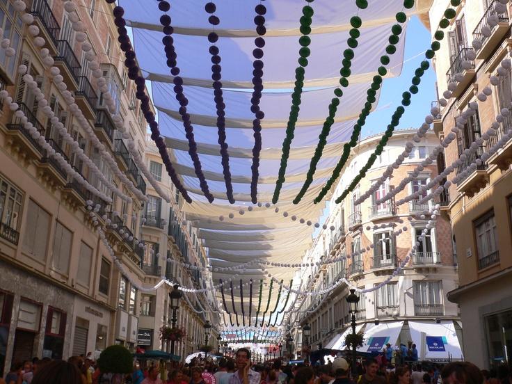 Málaga, Feria