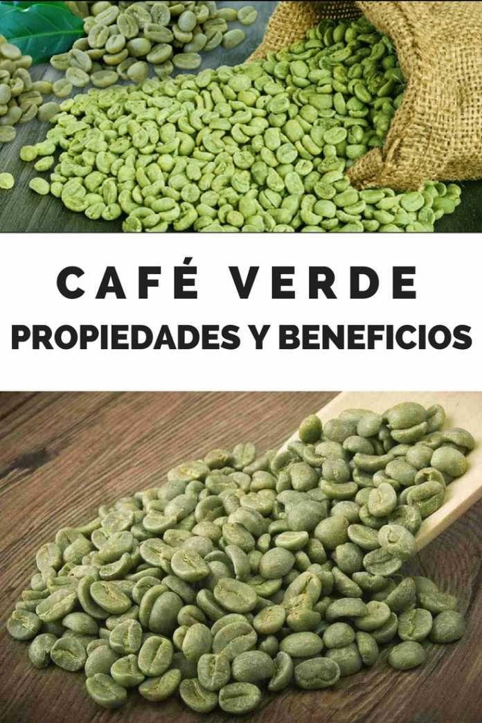Café Verde Para Qué Sirve Adelgaza Cafe Verde Beneficios Adelgazar Verde