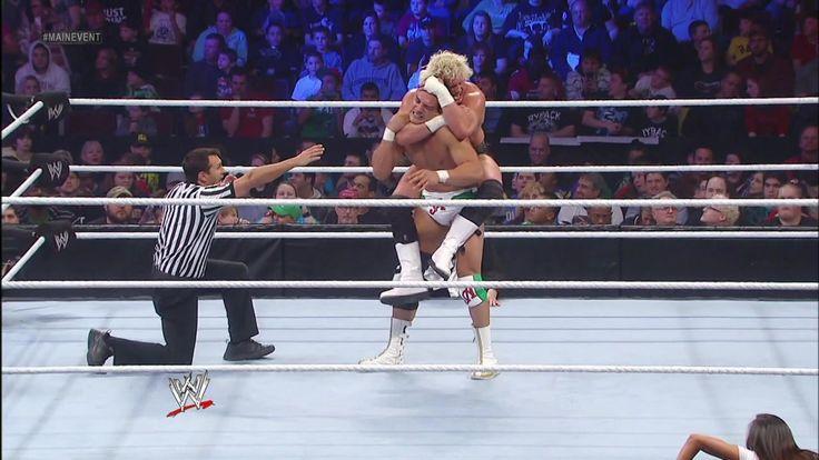 Dolph Ziggler vs. Alberto Del Rio: WWE Main Event, February 13, 2013