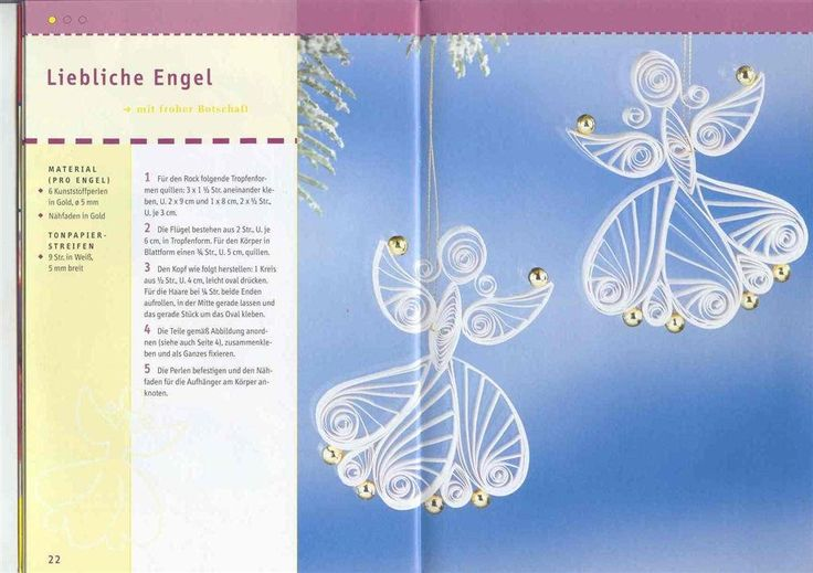 quilling christmas ideas: quilling books - crafts ideas - crafts for kids