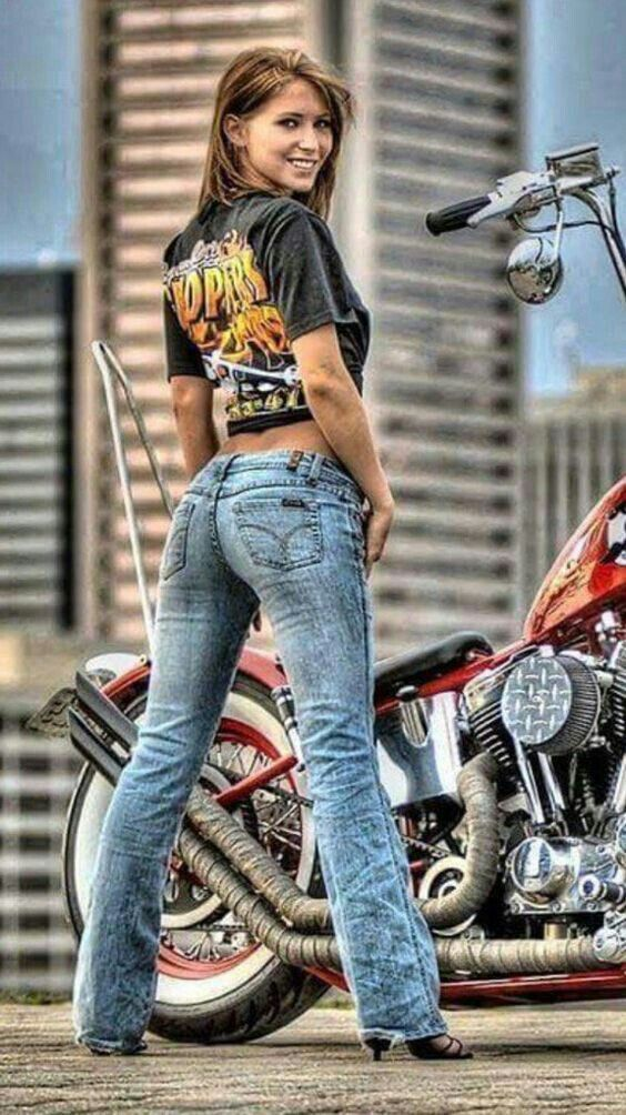 Pin by Strme on Grease Monkey in 2020 | Motorcycle girl