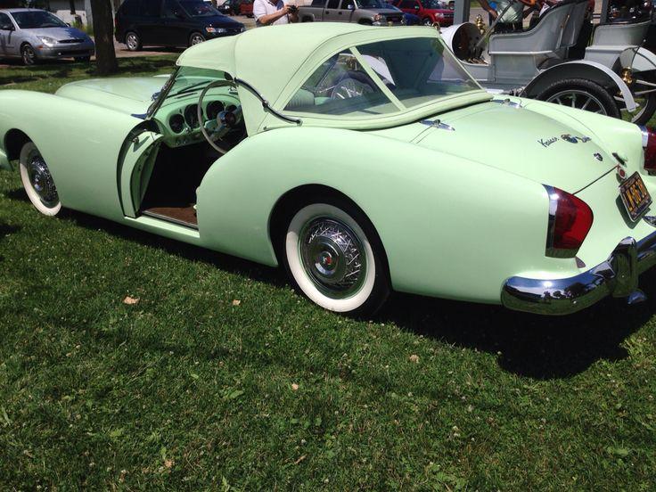 Kaiser Darrin Made in Jackson, MI Jackson, Sports car