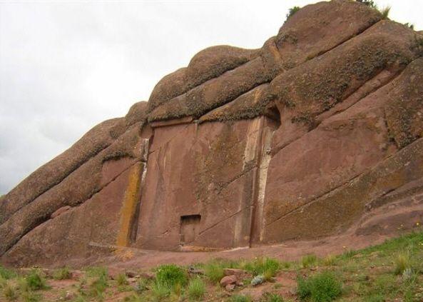 Gate of The Gods - Peru