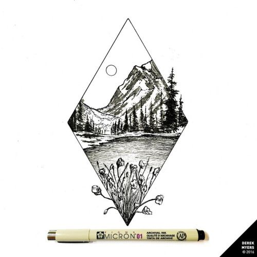 Derek Myers and His Daily Dose Of Miniature Art Derek Myers is a proactive artist, his latest project involving sketching out a drawing a day for one year, using a felt pen. The creative series...