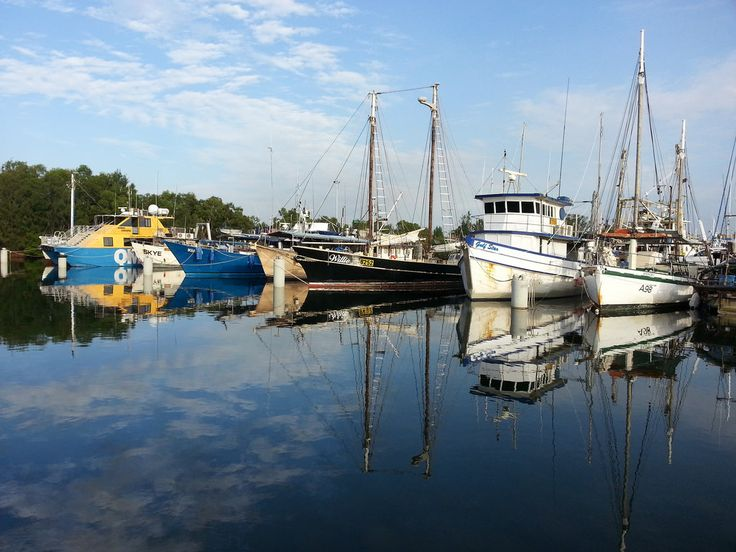 The fishing boat harbour, or as the locals affectionately call it, The Duck Pond | Darwin, NT, Australia