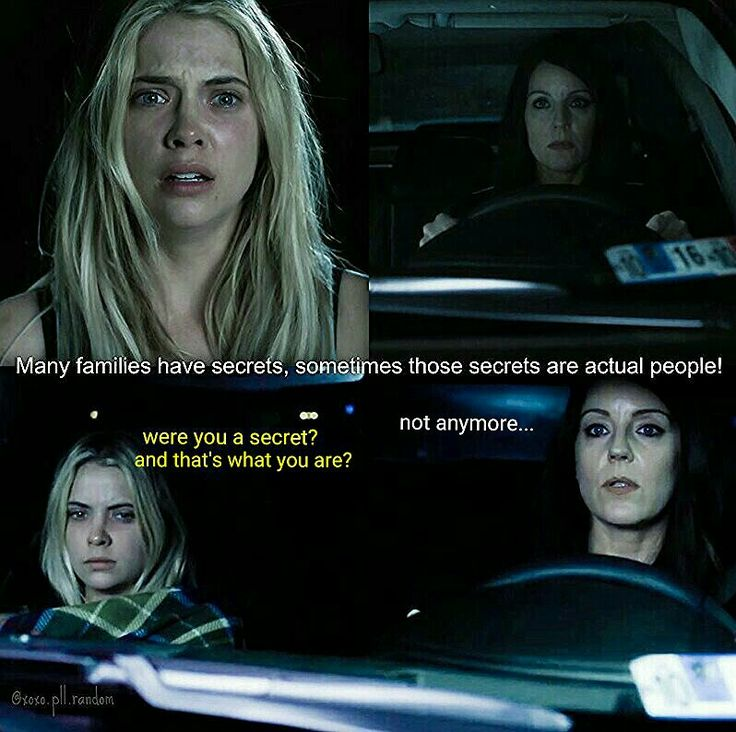 Pretty Little Liars Mary Drake and Hanna Marin 7x02