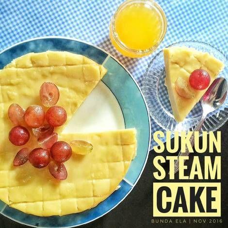 Sukun Steam Cake