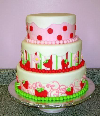 Strawberry Short Cake!