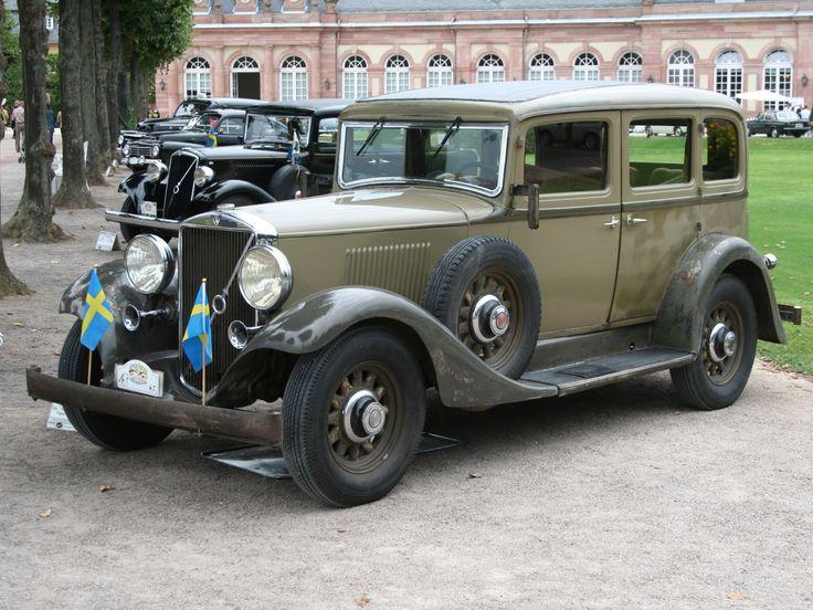 1933 Volvo PV 654