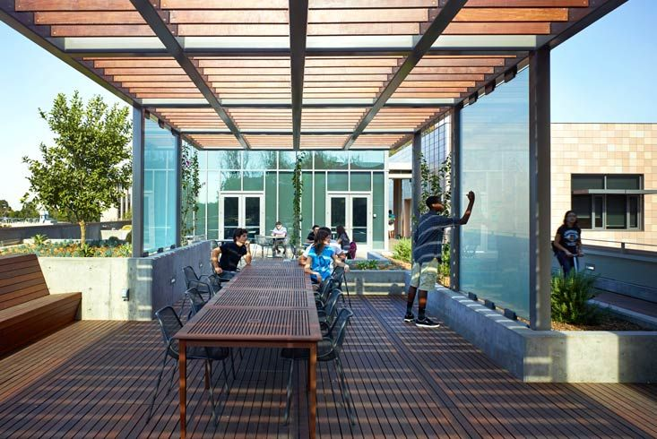 Boora Architects :: Harvey Mudd College - Learning Building