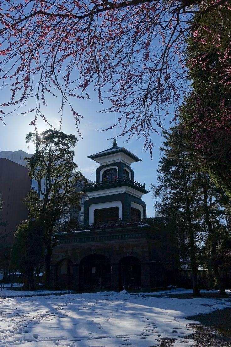 金沢、尾山神社。