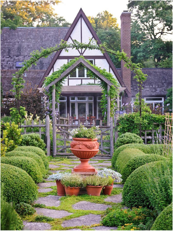 Pin by suzanne bailey on gardens i long for pinterest for Www traditionalhome com