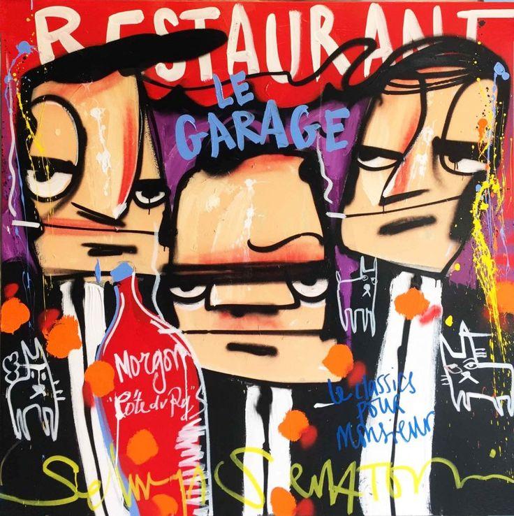 Le+Garage+door+Selwyn+Senatori+-+Te+huur/te+koop+via+Kunsthuizen.nl