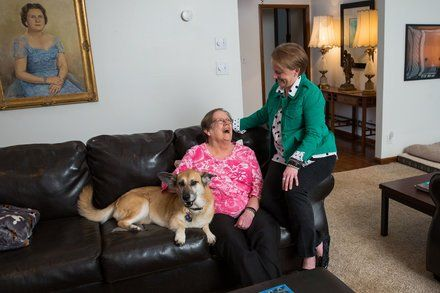 America at Home: Grandparents in the Attic Children in the Basement