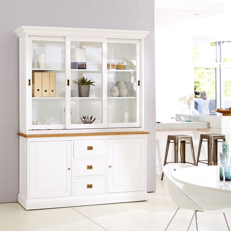 17 meilleures id es propos de vaisselier blanc sur pinterest clapier de c - Prix vaisselier ancien ...