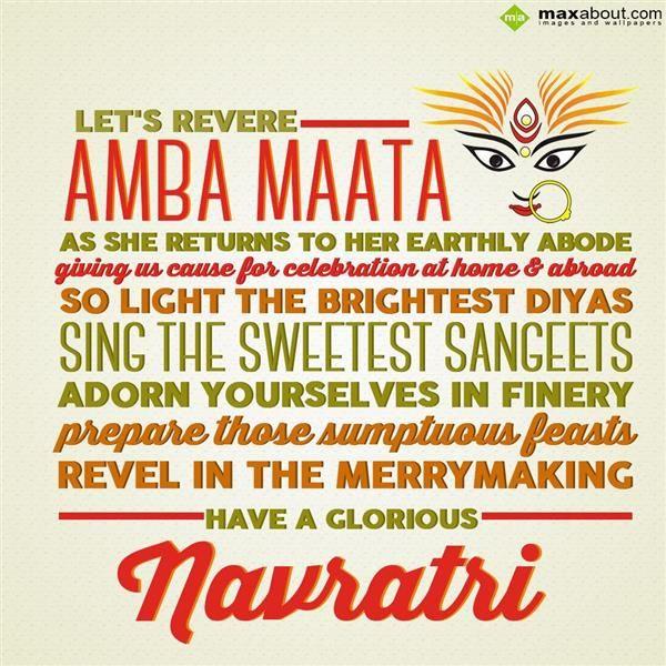 Navratri Quotes