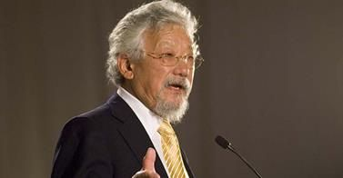 """Geneticist David Suzuki Says Humans """"Are Part Of A Massive Experiment"""" 