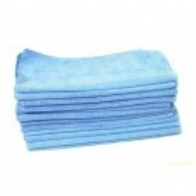 Workhorse Microfiber Towel Blue (12 stk)   Perfectwheels