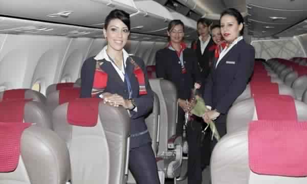عـــاجل إعلان عن حملة توظيف مضيفي ومضيفات الطيران بالخطوط
