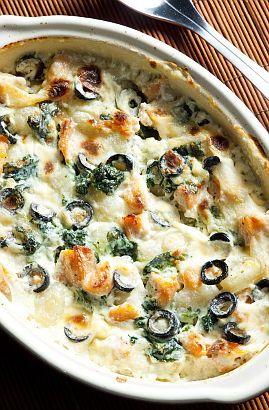 Hummm ! Gratin de gnocchis au saumon : la recette du 17 février sur  Un Jour, Une Recette