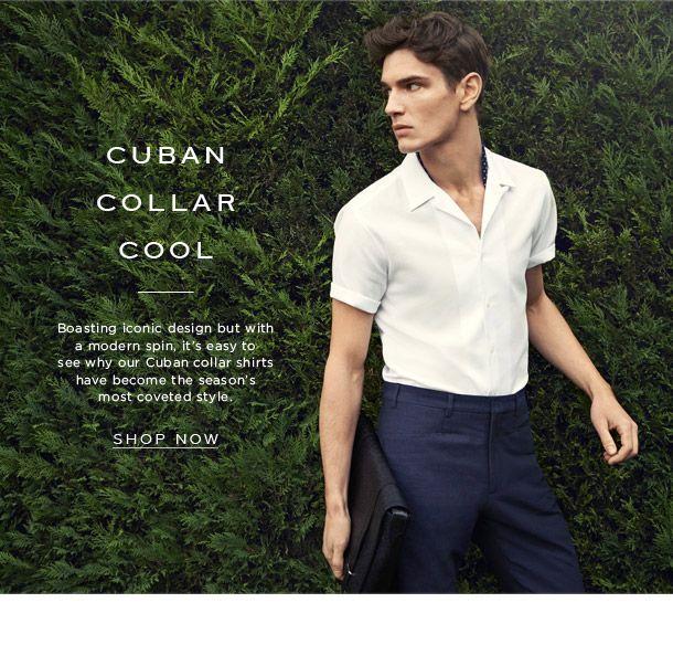 Cuban Collar Cool | Cuba | Prenup outfit, Mens fashion ...
