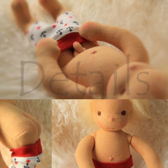 Mejores 83 imágenes de muñecas waldorf en Pinterest | Muñecas de ...