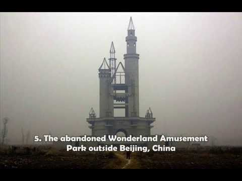 33 most amazing and beautiful abandoned places in the world | Viral Cloud viralcloud.co.uk