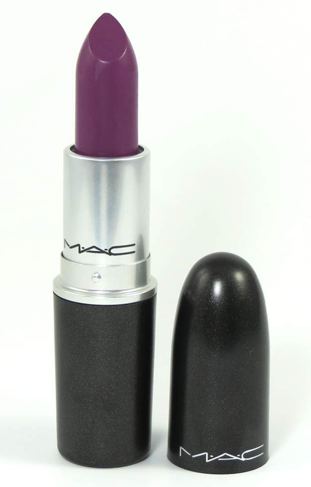 Mac Heroine Lipstick - Matte | Must-Have Mac Lipsticks! From Nudes to the Darkest Shades Available