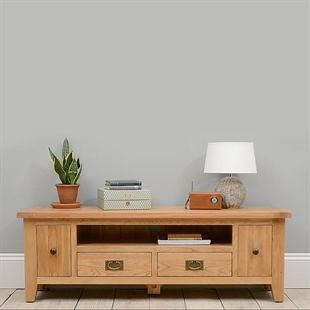 tv stands oak solid wood and white tv stands the cotswold company