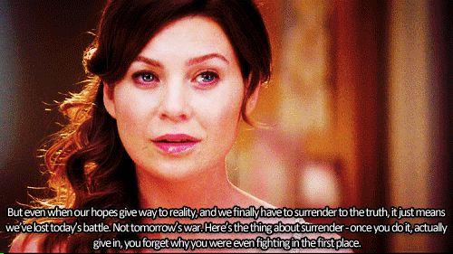 6 Reasons Why Meredith Grey Inspires Us