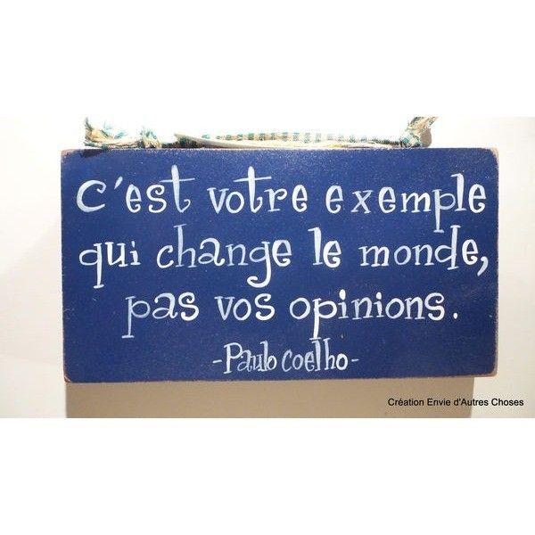 Continuez d'inspirer les gens autour de vous :)