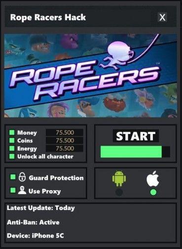 Rope Racers Hack Tool