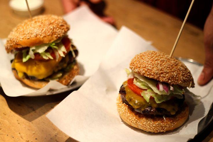 Schiller Burger @Amber, Germany