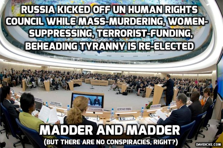 Iam sick of the UN They are not bothered  about  human  rights  It's all a scam agaiinst Russia . SAUDI  ARABIA  --EVIL- EVIL- EVIL !