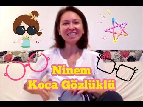 Ninem Koca Gözlüklü Sarkili Çocuk Oyunu - Evde Okul Öncesi