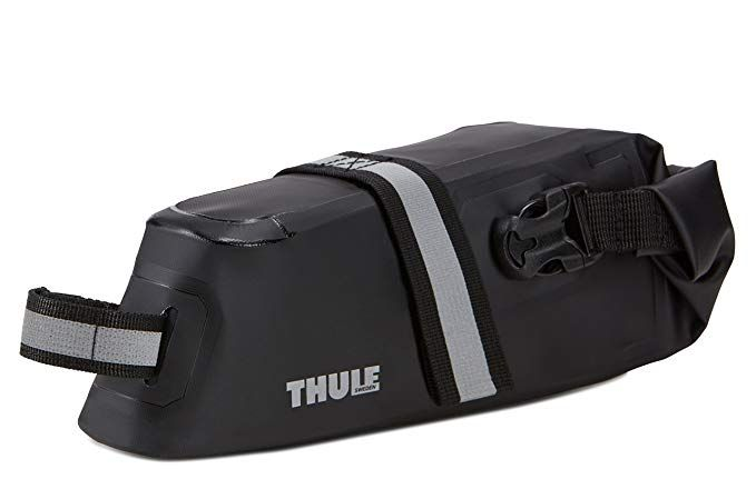Thule Pack 'N Pedal Seat Bag Review | Bags, Bike bag, Bike