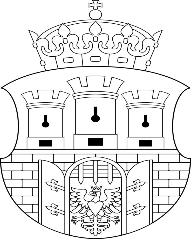 zambia coat of arms coloring pages - photo #34