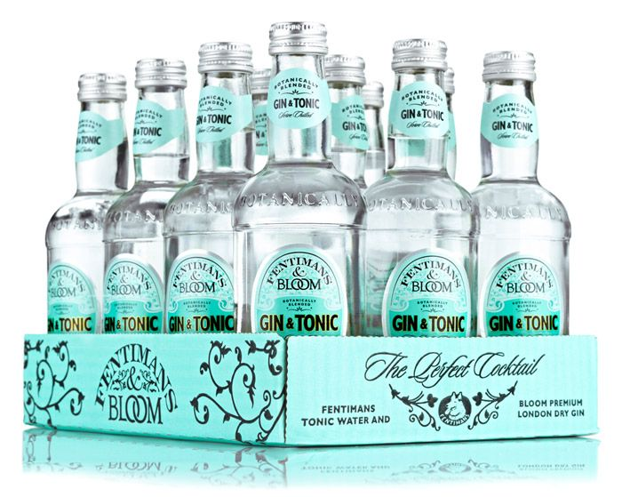 74 best Tónicas Tonics Tonic Water images on Pinterest | Tonic water ...