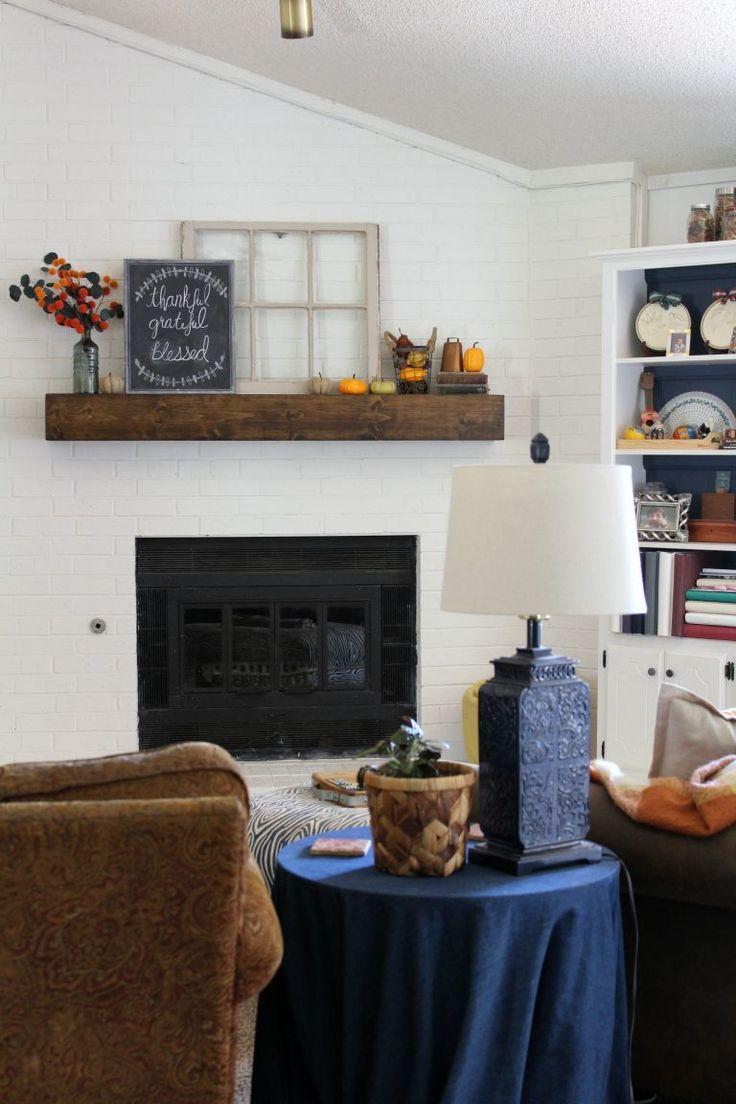 Fall family room