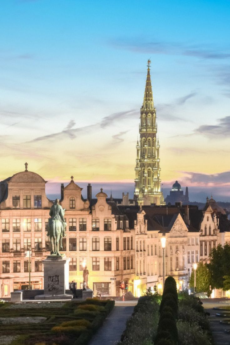 To many, Brussels is all about politics. To others, it's all about beer and chocolate. Here are other reasons why you should go there.